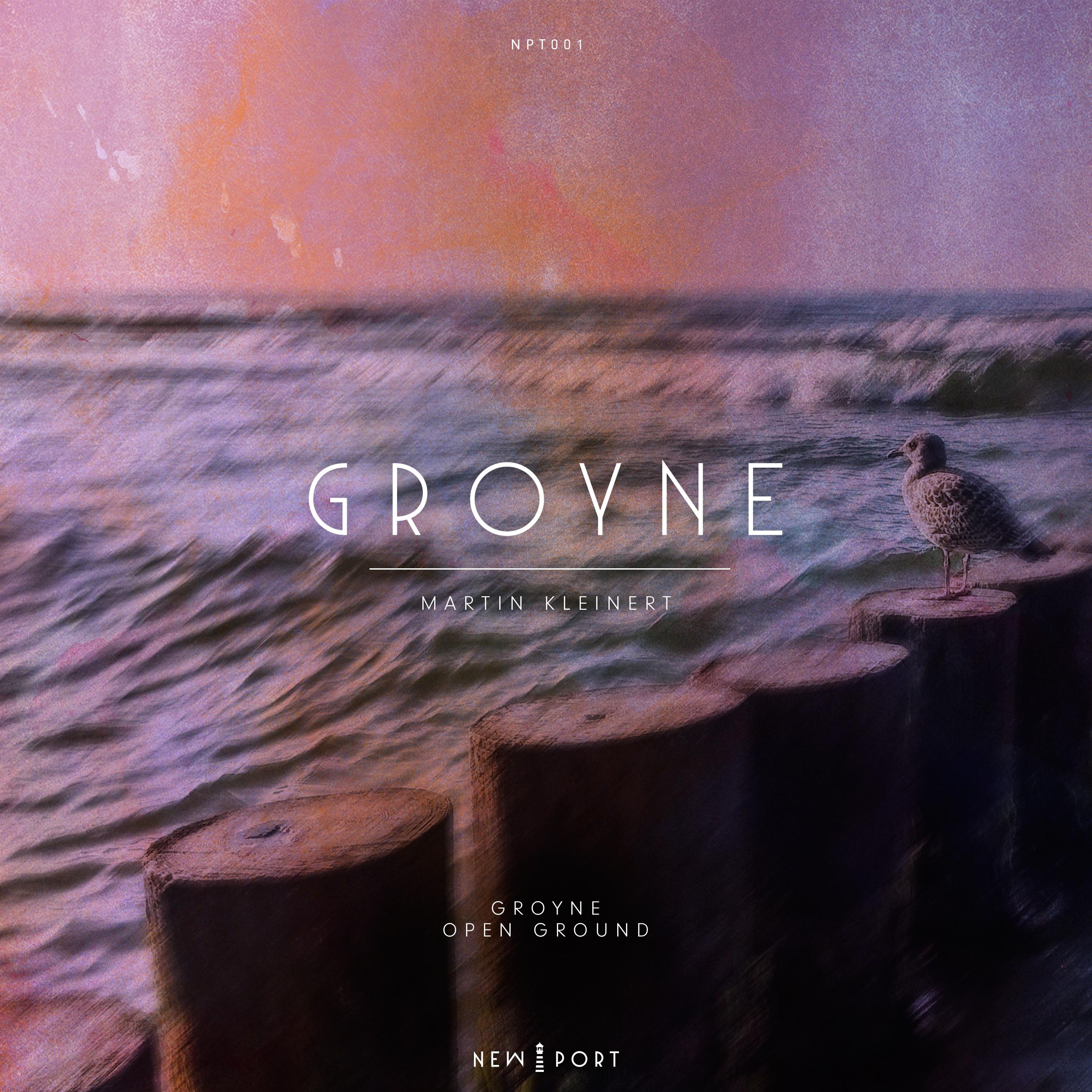 Martin Kleinert - Groyne EP